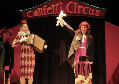 Confetti Circus
